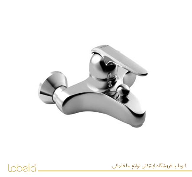 شیر دوش حمام کی دبلیو سی مدل دومو