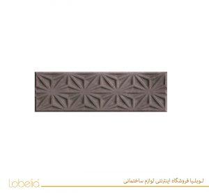 سرامیک مینتو قالبدار طوسی minetto-relief-grafito-lobelia-20x60