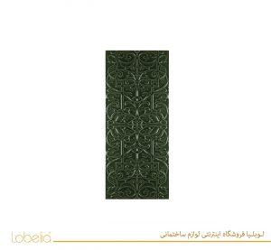 سرامیک دکور لیمیتد قالبدار سبزlimited-green-relief-decor-30x90