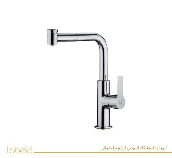 ظرفشویی ریتا شلنگدار لمسی kwc
