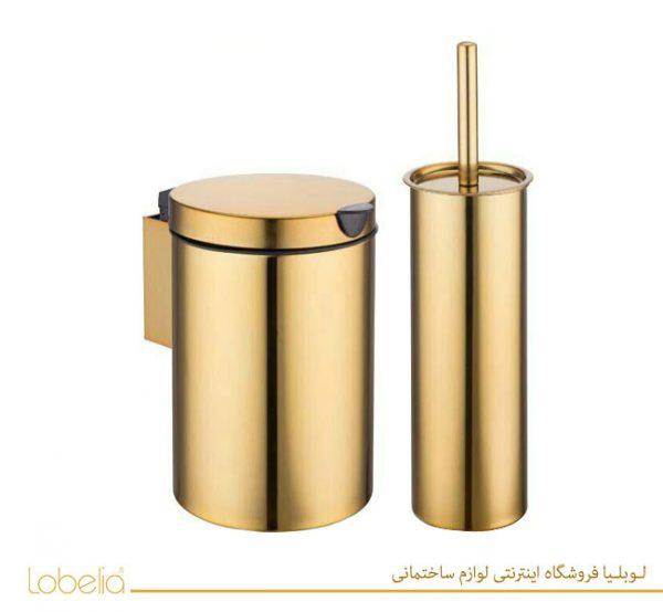 سطل برس طلایی دیواری