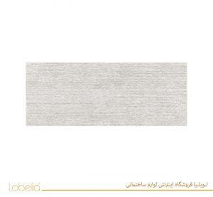 سرامیک پارک قالبدار خطی طوسی روشن Park-Relief-Light-Gray-line-50x100