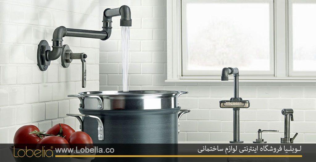 راهنمای خرید شیرآلات ساختمانی