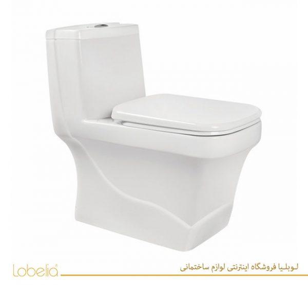 توالت فرنگی مدل کرون مارک مروارید