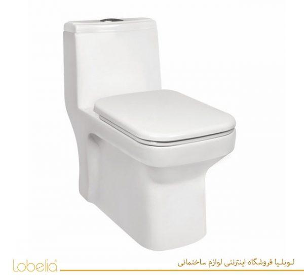 توالت فرنگی ولگا مارک مروارید