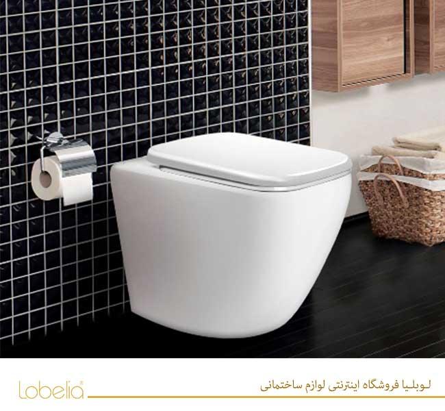 توالت فرنگی مدل وال هنگ