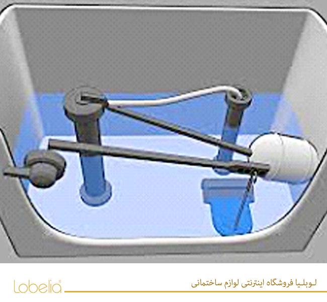 مکانیزم توالت فرنگی