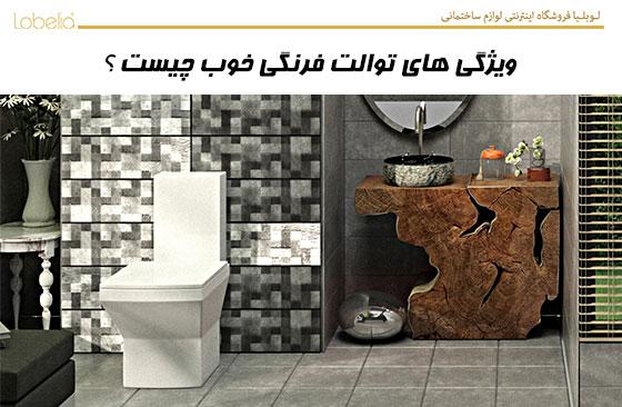 ویژگی های توالت فرنگی خوب چیست؟