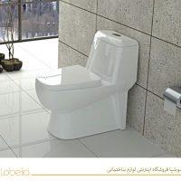 قیمت خرید توالت فرنگی گلسار مدل پارمیس پلاس