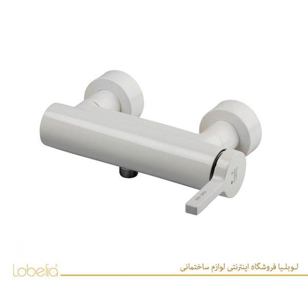 خرید شیر توالت سفید مدل آوا KWC دستشویی