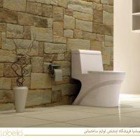 توالت فرنگی مدل الیت گلسار لوبلیا golsar lobelia11 elit toilet)
